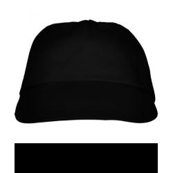 Gorra básica color negro